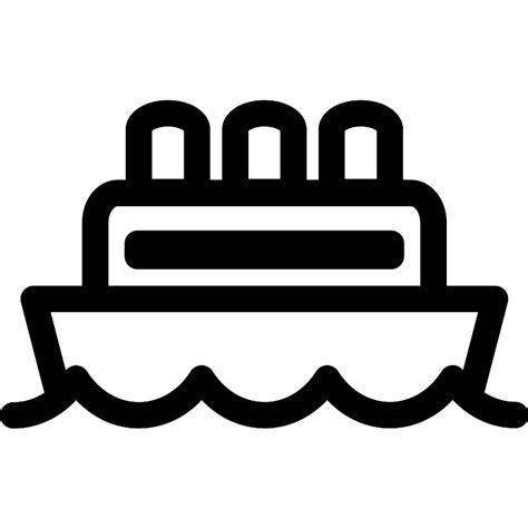 boat trip icon honeymoon boat trip free transport icons