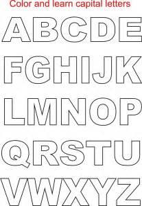 block letter template free printable free alphabet templates printables letter