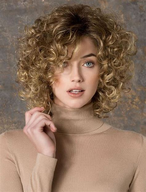 hair styles for thinning frizzy hair 2018 curly bob hairstyles for women 17 perfect short