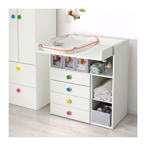 drawers with change table ikea drawers with change table nazarm