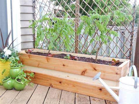 vasi da giardino in legno fioriera in legno vasi come realizzare fioriera in legno