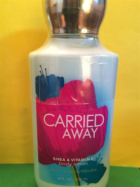 Shower Gel Carried Away Bath And Works 88 Ml bath works carried away lotion large
