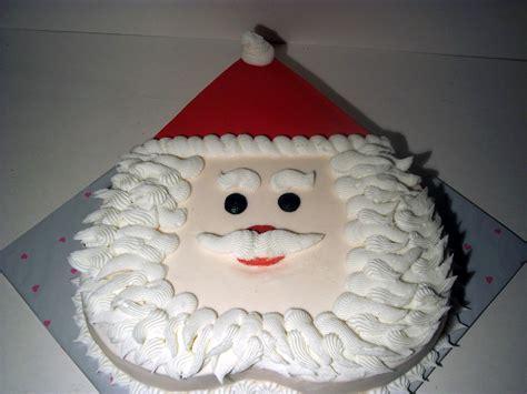 Awesome Christmas Decaration #5: Santa-cake.jpg
