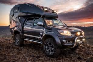 Toyota Hilux Top Gear Toyota Hilux Expedition V1 Cer Knows No Boundaries