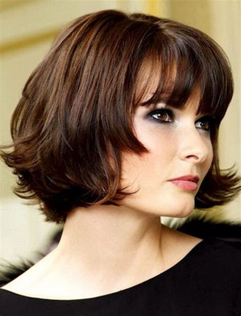 chin lenght haircut for older women short length haircuts 2015