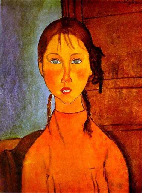 modigliani woman with a 187 amedeo modigliani bronx banter