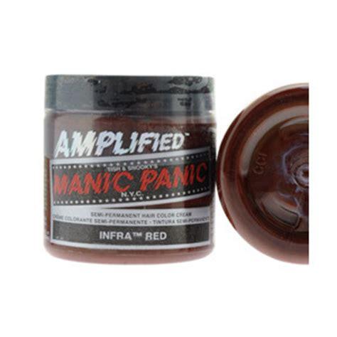 manic panic infra red reviews manic panic amplified infra red hair dye reviews