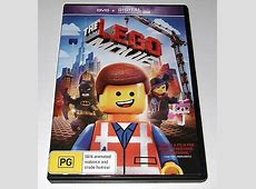 The Lego Movie DVD (2014) - VGC • EUR 1,09 - PicClick IE Lego Movie 2014 Dvd