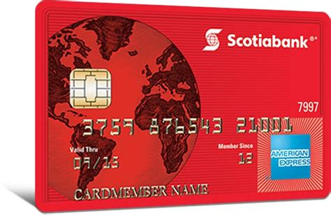 American Express Ca Gift Card - american express travel credit card scotiabank