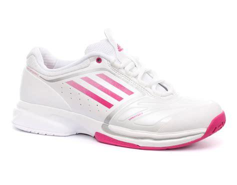 new adidas adizero tempaia ii white womens tennis shoes
