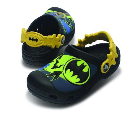 Crocs Batman 1 feel like a in the new crocs kids collection news mumbai mallsmarket