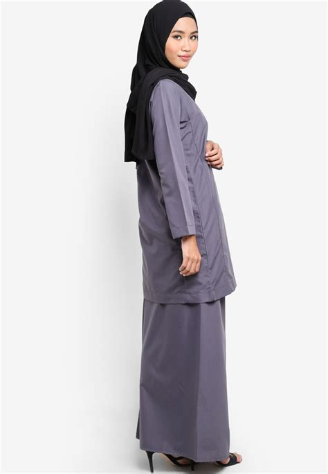 Termurah Gamis Syari Wanda Lavender Baju Muslim Busana Musl baju gamis qasidah hiphopeducation us