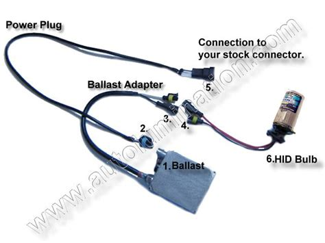 Relay Lu Hid Motor hid conversion kits operating and installation tips