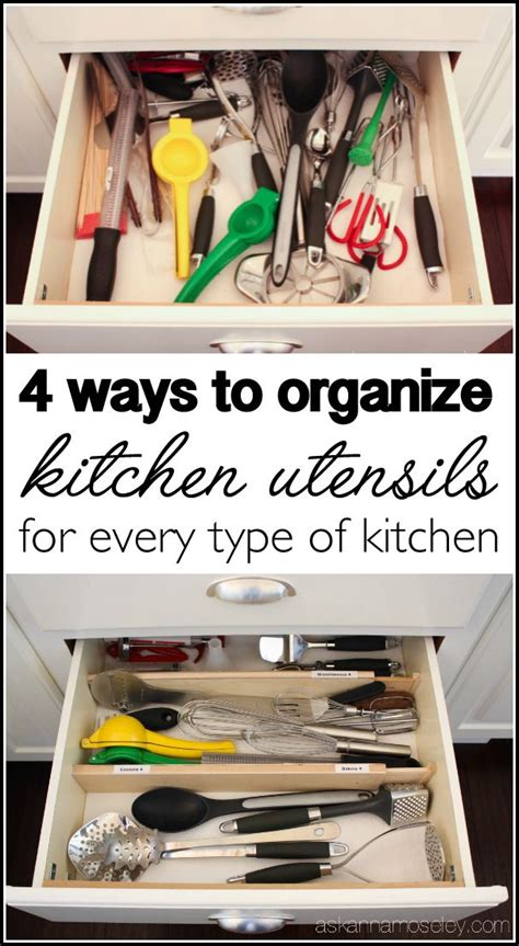 kitchen utensil storage ideas 1000 ideas about kitchen utensil storage on