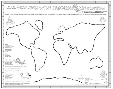 geography with a simple quot sketch map quot maps for the classroom