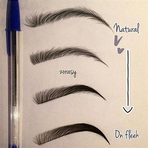 Sketches Eyebrows by Best 25 Drawing Eyebrows Ideas Only On