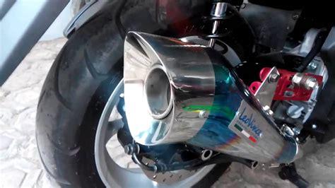 Knalpot M4 Halfblue knalpot nmax leovince cobra halfblue racing custom