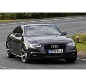 Audi A5 Black Edition  Auto Express