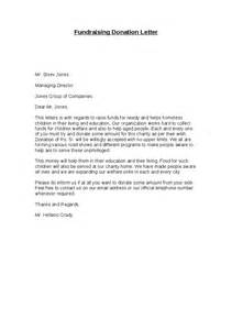 Charity Begging Letter Sample Sample Tax Donation Letter Sample Letter With Lucy Jordan