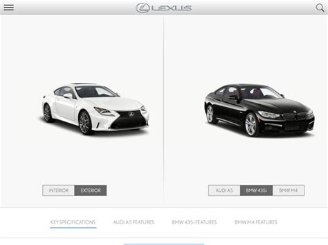 lexus usa releases 2015 rc app for apple android lexus