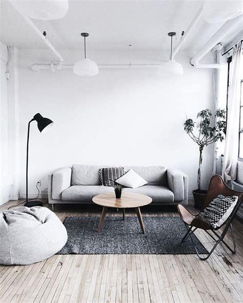 minimal interiors pinterest da vida real ambientes minimalistas 7 a