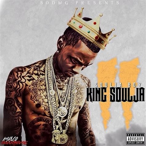 soulja boy king soulja 2 hosted by sodmg mixtape