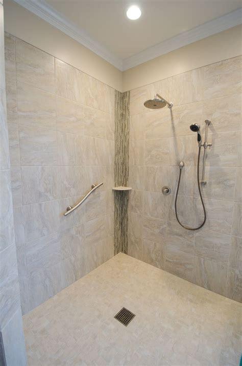 Re Tiling Bathroom Shower 78 Best Images About Re Bath Remodels On Pinterest Corner Shelves Dual Shower Heads And