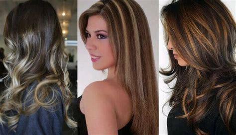 rayitos de luna o mechas oscuras para cabello fotos de los peinados rayitos luces mechas y transparencias c 243 mo hacerlas y