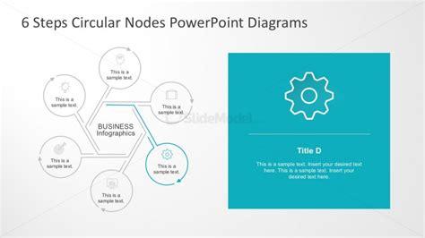 6 steps circular segmented diagram for powerpoint slidemodel 6 stages circular segmented diagrams powerpoint slidemodel