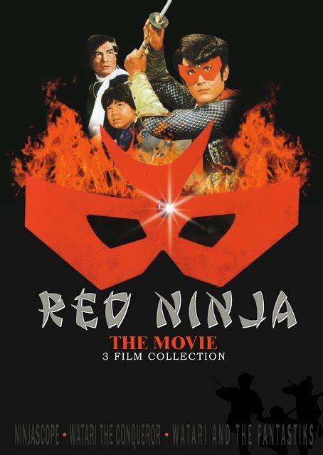 film ninja red the vault of buncheness red ninja the movie 3 film