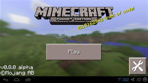 minecraft pe 0 8 0 apk android minecraft pe 0 8 0 apk