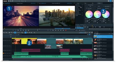 best professional video editing software full version free download magix video pro x7 14 0 0 145 crack latest full version