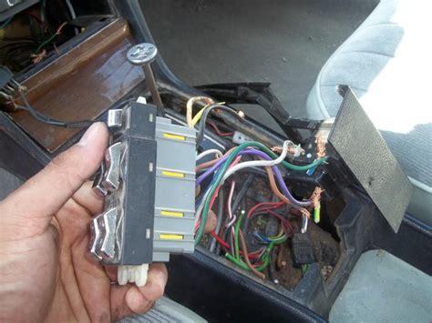 w123 power window wiring diagram free wiring