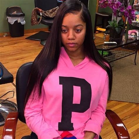 straight teased sew in hair peice 17 best ideas about straight weave hairstyles on pinterest