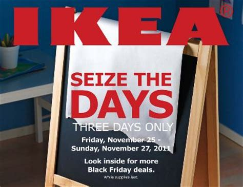 Ikea Gift Card Black Friday - ikea black friday ad and deals 2011