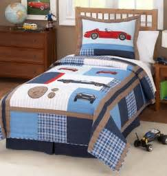 cars quilt bedding set decorating ideas