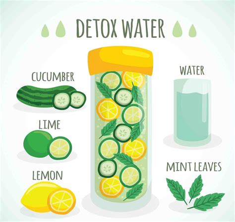 Detox Drink Recipes by The Normally Has Its Own Ways Of Getting Rid Of