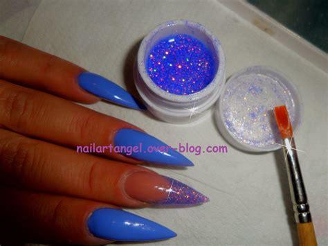 Ongle En Gel Couleur Hiver by Manucure Hiver Manucure Hiver Vernis Peggy