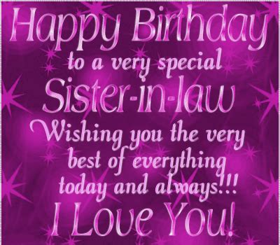 happy birthday sandra blessed and wonderful kind amazing happy birthday sister in law lucky to have you as a