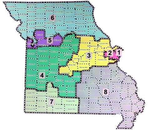 Missouri State Court Records Lawmakers Question Judges Redistricting Plan