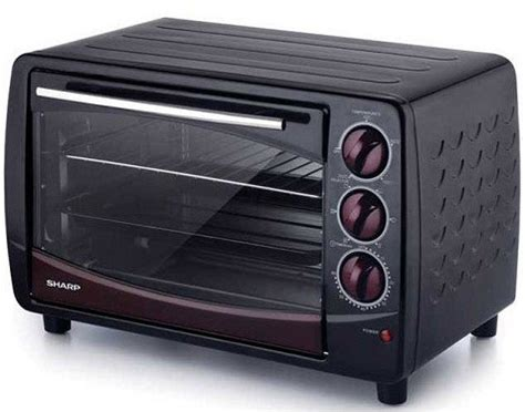 Oven Listrik Sharp Eo 28lp K jual sharp electric oven eo 28lp k murah bhinneka