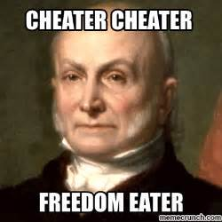 John Meme - john quincy adams