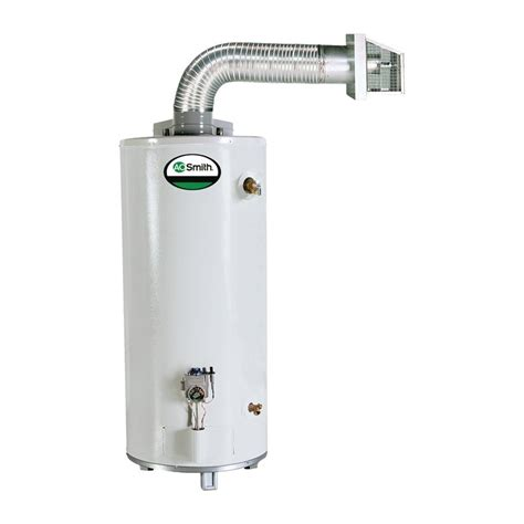 ao smith 40 gallon electric water heater