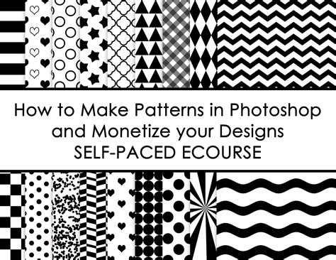 new pattern in photoshop how to make patterns in photoshop and monetize your