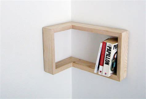 Shelf Corner by Kulma Corner Shelf Is Practical And Stylish