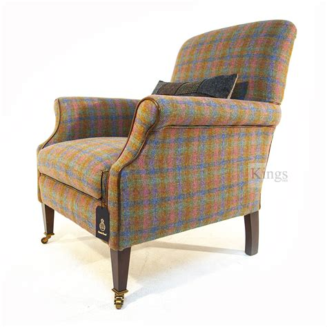 Tetrad Armchair Harris Tweed Sofa Fabric Www Energywarden Net