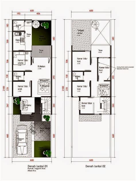 desain rumah minimalis ukuran 6x15 desain rumah minimalis 12 x 15 model rumah unik