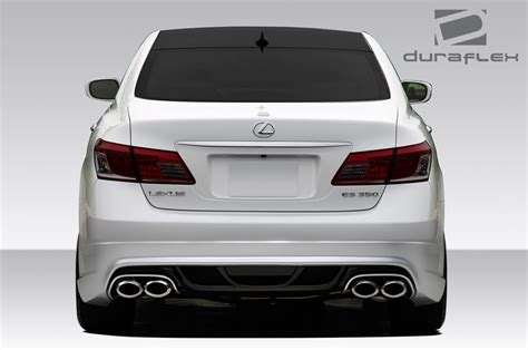 lexus rear bumper duraflex es350 am s rear bumper body kit 1 pc for es