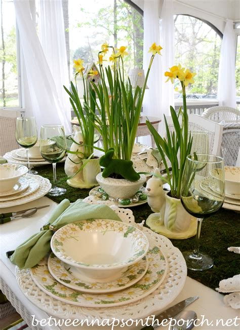 spring tablescape 3 easter spring table settings