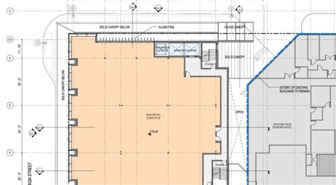 Fairview Mall Floor Plan by Uniqlo In Vancouver New Pacific Centre Retail Could Be
